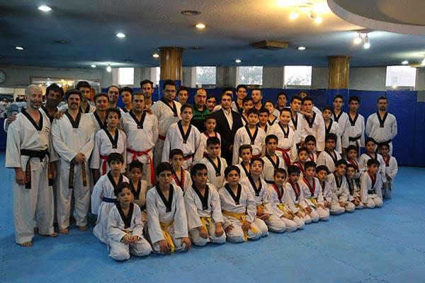 مدرسه تهران بزرگسالان