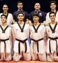 مردان هوگوپوش ایران بر بام قاره کهن ایستادند