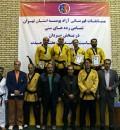 گزارش تصویری ۱/مسابقات قهرمانی آزاد پومسه مردان پایتخت