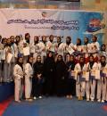 ۱۴مدال رهاورد دختران تهران در مسابقات قهرمانی هانمادانگ کشور