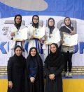 دختران سکونشین لیگ هانمادانگ دختران تهران مشخص شدند