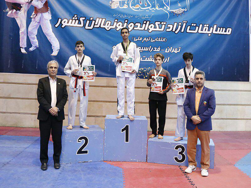 ۸ نشان رنگارنگ دستاورد هوگوپوشان تهرانی