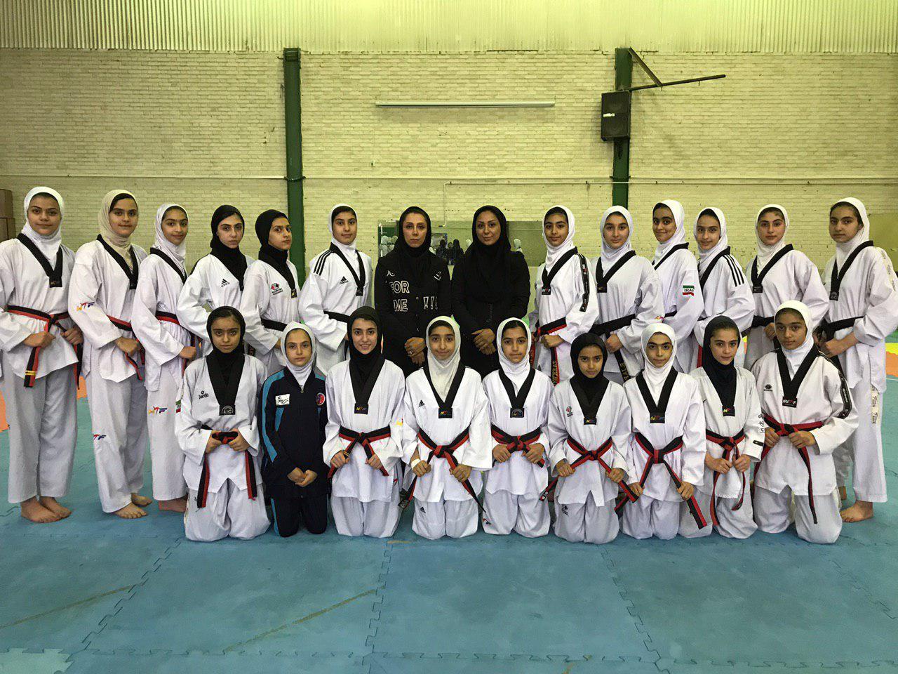 اردوی دختران  استان آغاز می شود