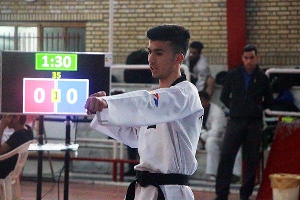 گزارش تصویری۲/مسابقات قهرمانی پاراتکواندو کشور (مردان)