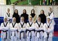 دختران جوان  راه یافتنه به دور دوم اردوی استان معرفی شدند