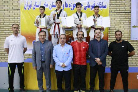 گزارش تصویری ۲/مسابقات قهرمانی جام حوزه و شهرستانها نونهالان ( پسران)