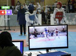 مصاف دختران نوجوان هوگوپوش در هفته ۱۲ الی ۱۴ لیگ برتر