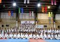 دوره آموزش جهشی کوکی وان دان سه و چهار بین المللی برگزار شد