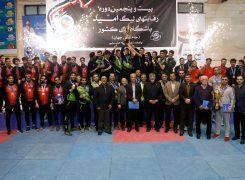 تصاحب دو جام قهرمانی و نایب قهرمانی توسط دو تیم تهرانی