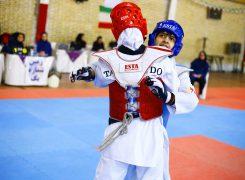 رقابت دختران تهران در هفته هشتم الی یازدهم لیگ بزرگسالان