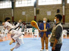 گزارش تصویری ۳/مسابقات آزاد قهرمانی هانمادانگ مردان استان
