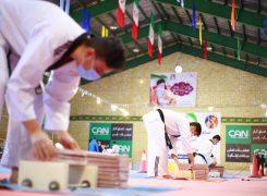 رقابتهای آزاد قهرمانی هانمادانگ استان تهران برگزار می شود