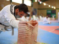 گزارش تصویری۵/مسابقات آزاد قهرمانی هانمادانگ مردان استان
