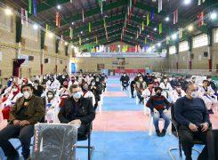 گزارش تصویری/مراسم اختتامیه مسابقات قهرمانی پومسه مجازی محلات