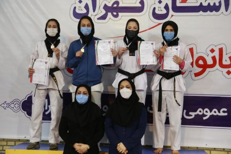 گزارش تصویری۲/مسابقات آزاد قهرمانی هانمادانگ بانوان استان