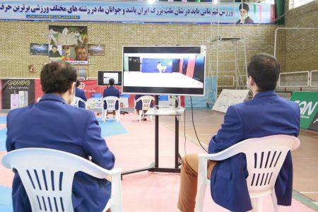 گزارش تصویری/اولین دوره مسابقات آزاد قهرمانی پومسه مجازی محلات