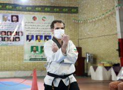 گزارش تصویری/مسابقات قهرمانی پومسه ویژه پیشسکوتان استان تهران