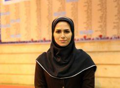 خانی:دختران تهران با غیرت و پشتکار بالا،جام قهرمانی را گرفتند