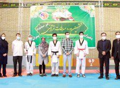 گزارش تصویری۲/مراسم اهدا احکام و جوایزمسابقات قرآنی استان تهران