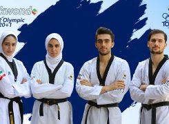 امروز، مصاف تیم ملی تکواندو ایران و ژاپن در مسابقات تیمی المپیک