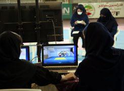 گزارش تصویری/هفته اول از رقابتهای لیگ برتر و دسته یک پومسه بانوان استان ۱۴۰۰