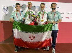 گزارش تصویری/قهرمانی بزرگ مرد تهران در بازیهای پارالمیپک