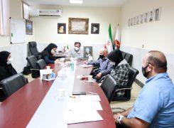نشست هماهنگی مسابقات چند جانبه هانمادانگ استان  برگزار شد