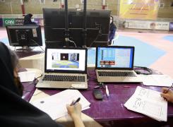 معراج دومین جام قهرمانی را به خانه برد/نیروانا نایب قهرمان شد