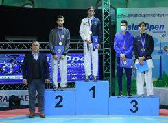 هفت نشان طلا،نقره و برنز رهاورد مردان تهران در مسابقات آزاد آسیا