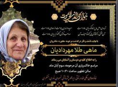 پیشکسوت تکواندو تهران عزادار شد